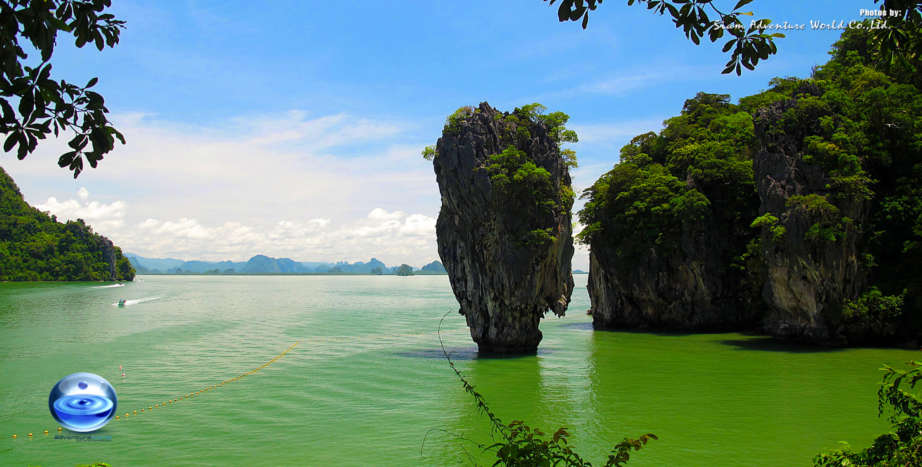Tour a Phang Nga Bay e James Bond Island