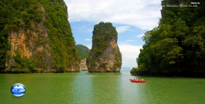 Tour a Phang Nga Bay e James Bond Island 10