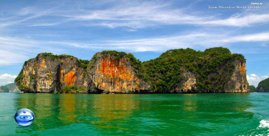 Tour a Phang Nga Bay e James Bond Island 2