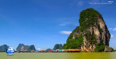 Tour a Phang Nga Bay e James Bond Island 3