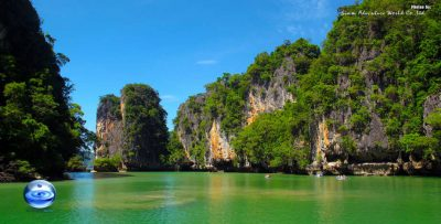 Tour a Phang Nga Bay e James Bond Island 4