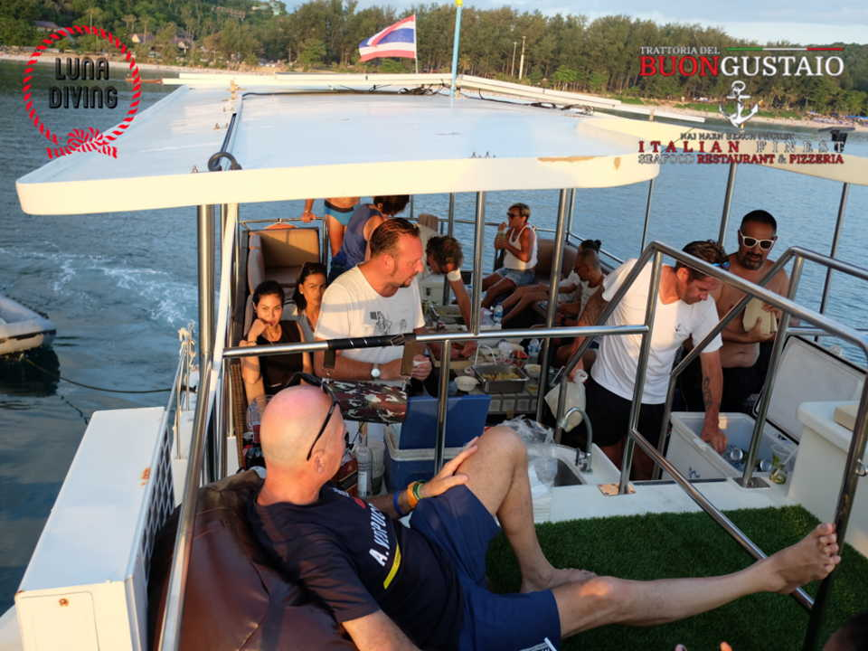 Sunset tour Phuket 10