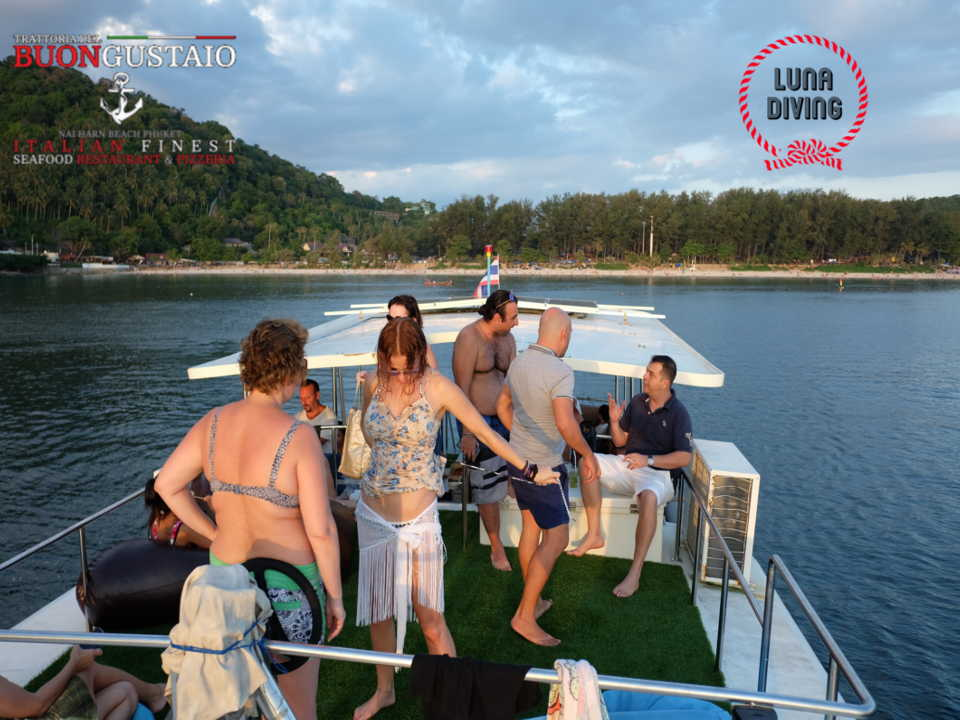 Sunset tour Phuket 8
