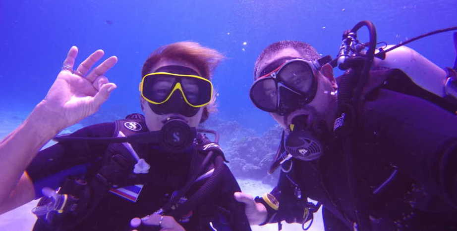 Phuket Open Water Diver Course PADI