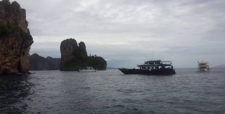 Punti d'immersione Bida Nai - Phi Phi Islands